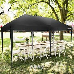 3x6M Gazebo Marquee Canopy Waterproof Garden Outdoor Patio Party Tent withSides UK
