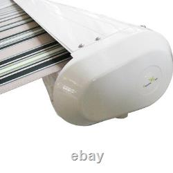 Full Cassette Electric Remote Controlled Retractable Garden Patio Canopy Awning