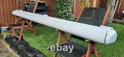 Full Cassette Electric Retractable Garden Patio Canopy Awning 3 metre wide